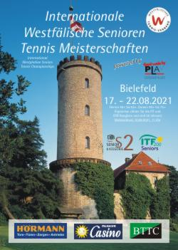 Internationale Westälische Senioren Tennis Meisterschaften 2021