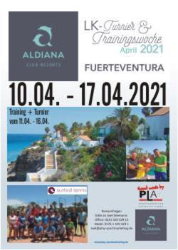 Aldiana Club Fuerteventura LK Camp 2021