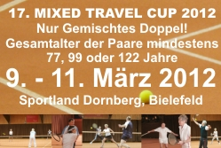 Mixed Travel Cup 2012