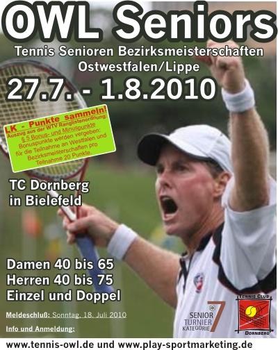 Tennis Bezirksmeisterschaften