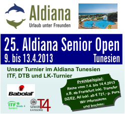 Aldiana Senior Open