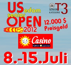 USedom senior OPEN 2012