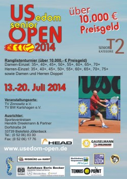 USedom senior OPEN 2014